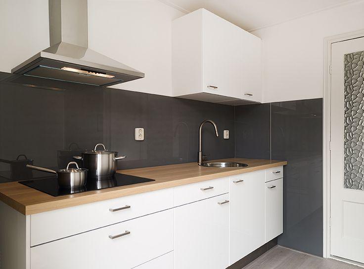 1000+ images about Gekleurde glazen keukenwanden on