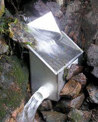 Microhydro Electricity Basics