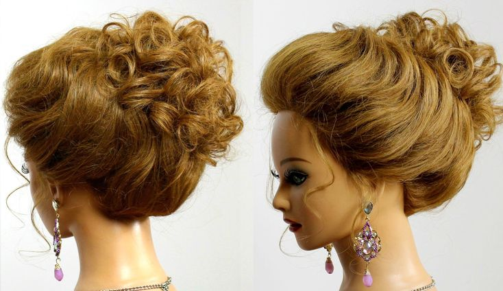 Hairstyle For Long Medium Hair Bridal Prom Updo Hair Do S No Braids Pinterest Prom Updo