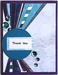 *Jan CT* Thank You card-Rosie Neustaedter
