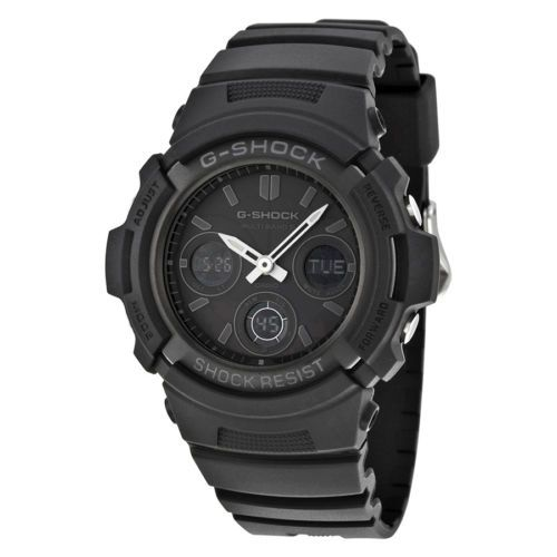 Casio G-Shock Tough Solar Power Atomic Mens Watch AWGM100B-1A in Jewelry & Watches, Watches, Parts & Accessories, Wristwatches | eBay