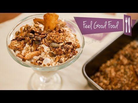 SKINNY ICE-CREAM SUNDAE: FEEL GOOD FOOD