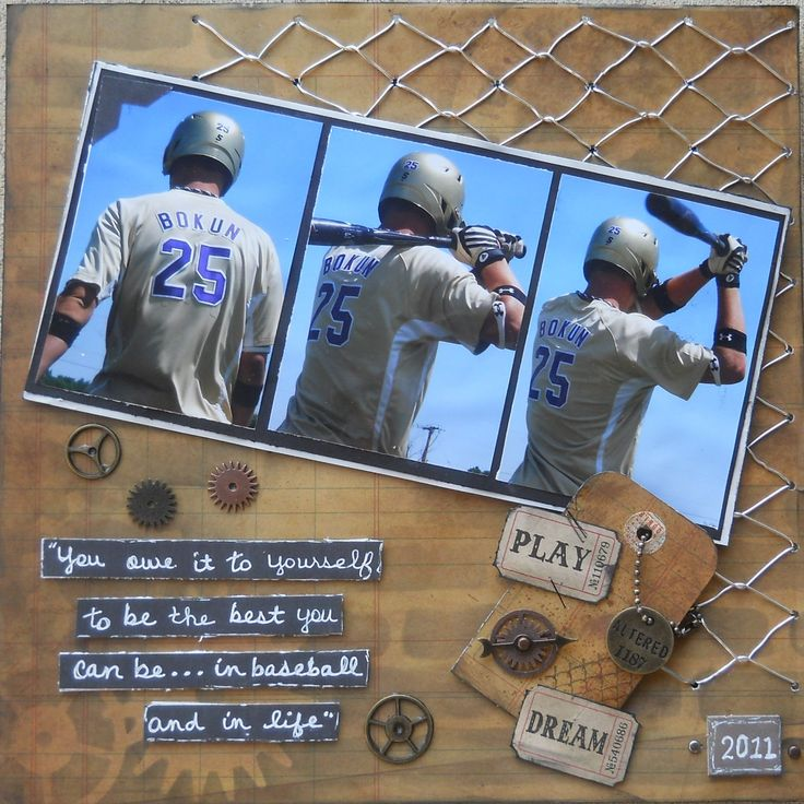 Jermyn Baseball And Softball Home: 25+ Best Ideas About Baseball Scrapbook On Pinterest