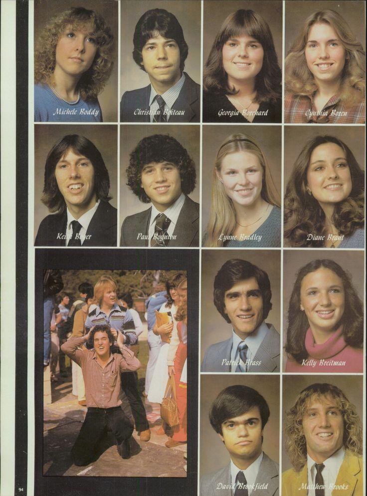 1981 La Serna High School Yearbook via Classmates.com