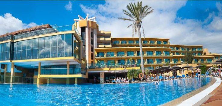Hotel SBH Club Paraíso Playa en Fuerteventura - http://www.absolutcanarias.com/hotel-sbh-club-paraiso-playa-en-fuerteventura-2/