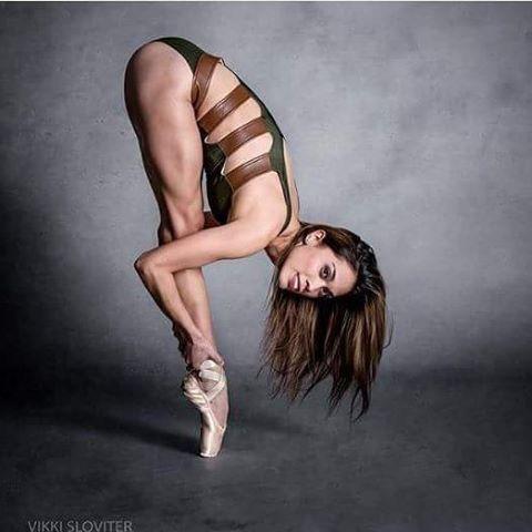 Lia Cirio @msliac Principal dancer with @bostonballet Photo @vikkisloviterphoto