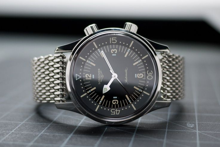 Longines Legendary Diver