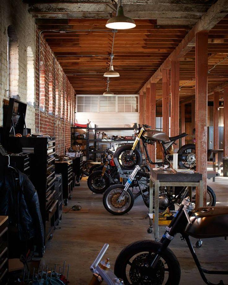 Garage Shop: 336 Best Moto Garage Images On Pinterest