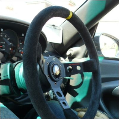 Looking for Porsche part number for the 996 GT3 Cup Steering Wheel - Pelican Parts Technical BBS