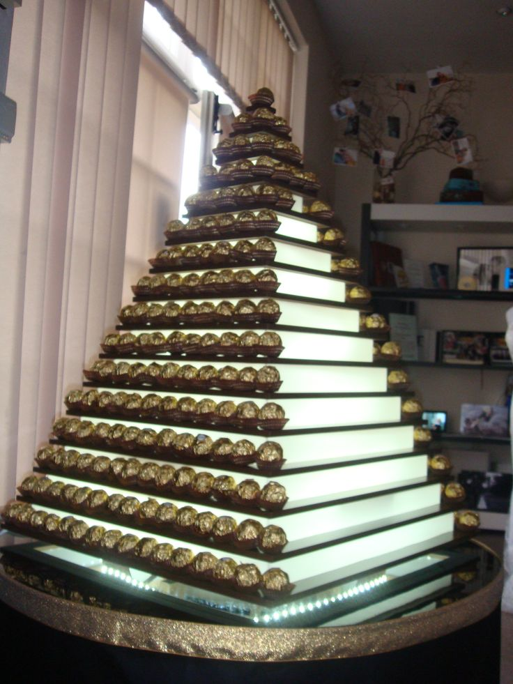 wedding cake stand hire peterborough 1000 images about ferrero rocher displays on 25630