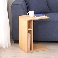 縦・横どちらでも置ける天然木サイドテーブル(エンダ 4032 ) #familyroomdesignboard