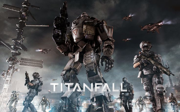 Win Me Over, Titanfall   USgamer