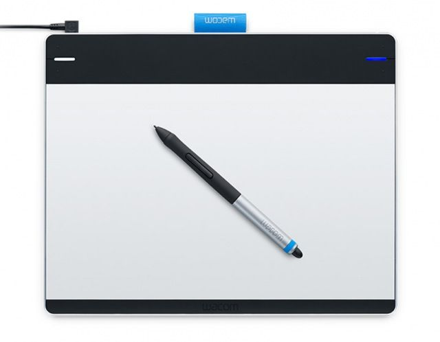R$243,00 Mesa Digitalizadora Tablet Wacom Intuos  Bamboo Pen Ctl-480 - Foto 1