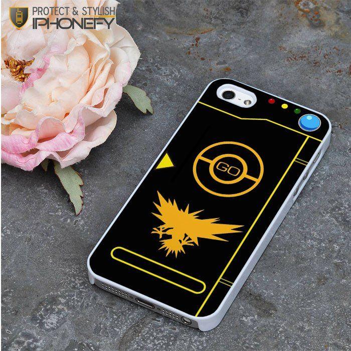 Pokemon Go Instinct Team Black Pokedex iPhone 5S Case|iPhonefy