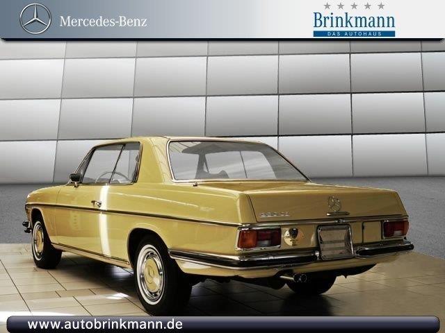 Mercedes-Benz 280 Coupé Gebrauchtwagen in Geesthacht für € 26.800,-