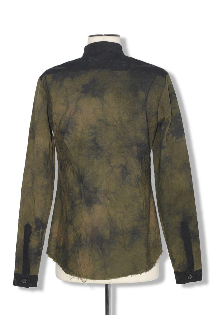 Light green / Military shirt