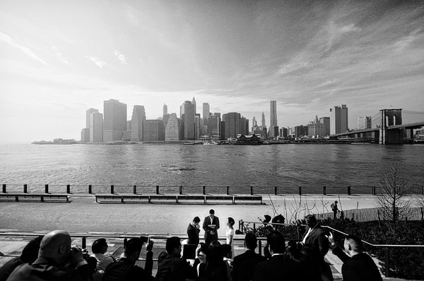 NYC Skyline #Wedding Super cute!!: Wedding Ceremonies, Spots, Favorite Places, Wedding Invitations, Brooklyn Bridges, Places I D, Bridges Parks