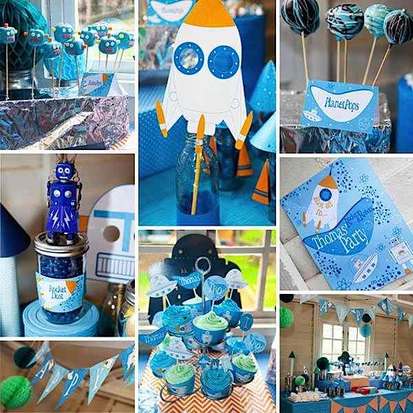 astronaut birthday party ideas - photo #18