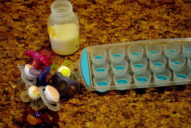 mother's milk popsicles