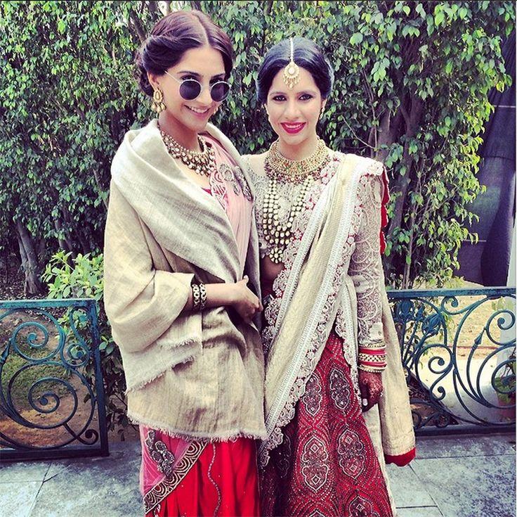 Sonam Kapoor wedding fashion