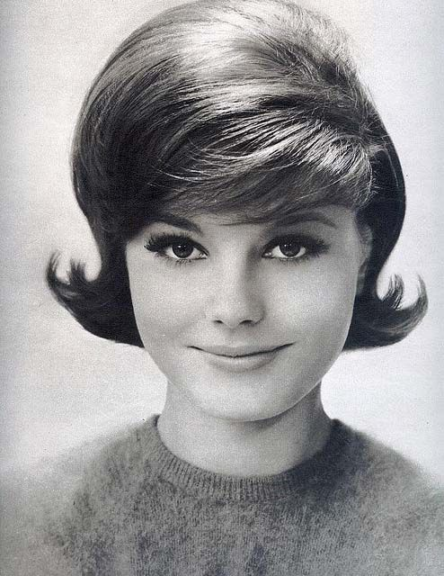 1960's women's hairstyles. click