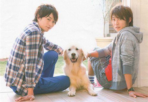 Aiba Masaki × Ninomiya Kazunari♡