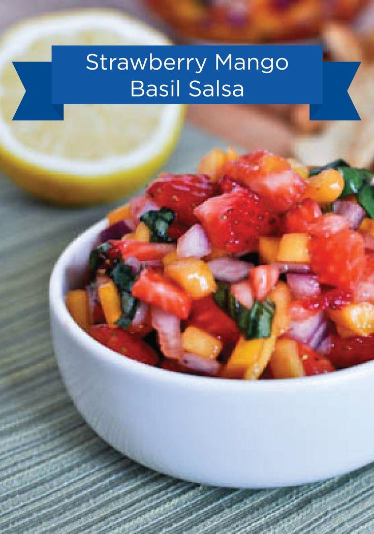 Strawberry Watermelon Salsa Recipe — Dishmaps
