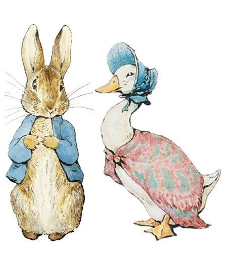 Beatrix Potter Peter Rabbit Amp Friends Pinterest
