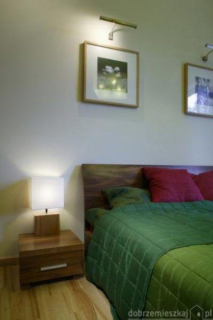28 sypialni z ciekawymi szafkami nocnymi - Galeria - Dobrzemieszkaj.pl