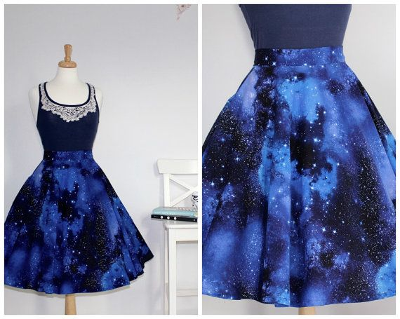 Hey, I found this really awesome Etsy listing at https://www.etsy.com/listing/267262984/space-dust-skirt-galaxy-skirt-with