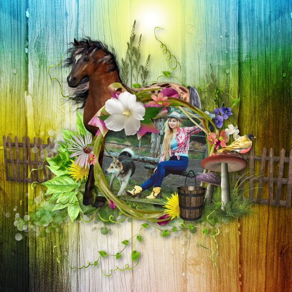 """""""Mon cheval mon ami"""" by LouiseL, http://thedigitalscrapbookshop.com/store/index.php?main_page=index&cPath=68_276, https://digital-crea.fr/shop/index.php?main_page=index&cPath=155_507&zenid=cqtcr9i00d5nvei97hdrhgljo5, http://www.mymemories.com/store/designers/LouiseL, http://scrapfromfrance.fr/shop/index.php?main_page=index&manufacturers_id=113&zenid=40ab22b01e929b7a9d76e0a45f452eb8, photo Pixabay"""
