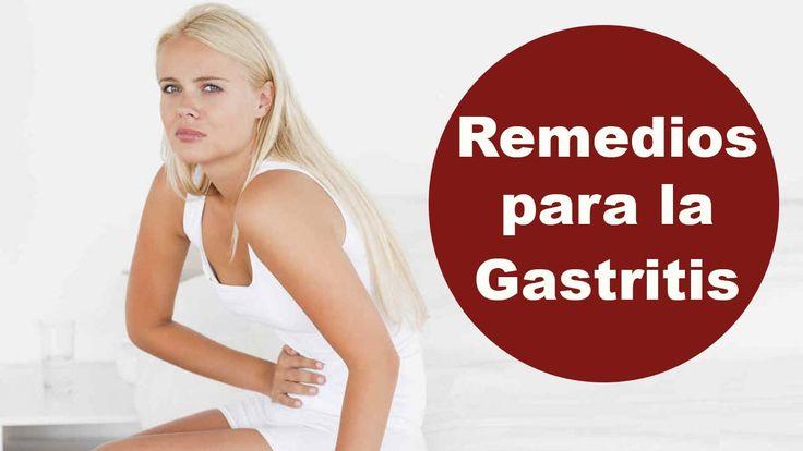 ★★ Remedios caseros para la gastroenteritis, gastritis o gripe estomacal. ★★ Si quieres verlo en YouTube pincha en el siguiente link =>  http://youtu.be/hlVG6Zb9Itg