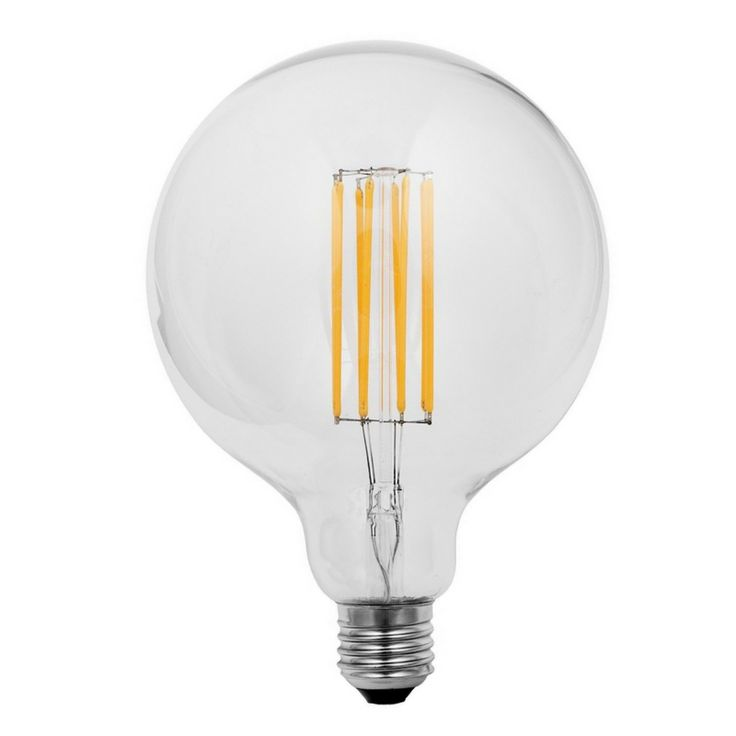LED Filament Globe 125