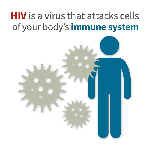 HIV is a virus that attacks cells of your body's immune system