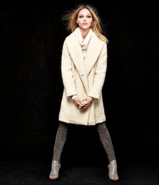 Саша Пивоварова в рекламе Neiman Marcus (Интернет-журнал ETODAY)