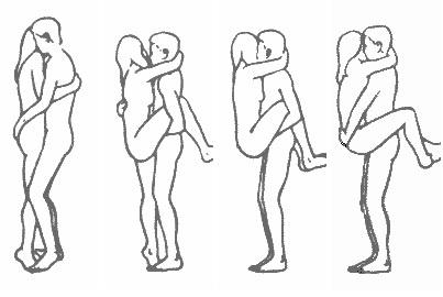 30 haftada cinsel ilişki pozisyonları