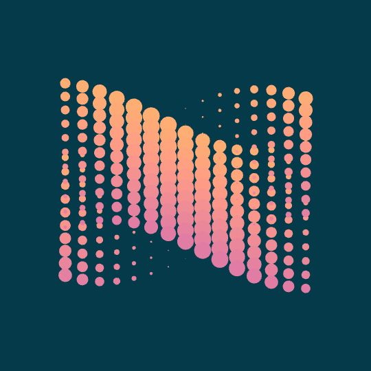 Circles and dots in motion design  Geometric Animations / 160518 / Making Things