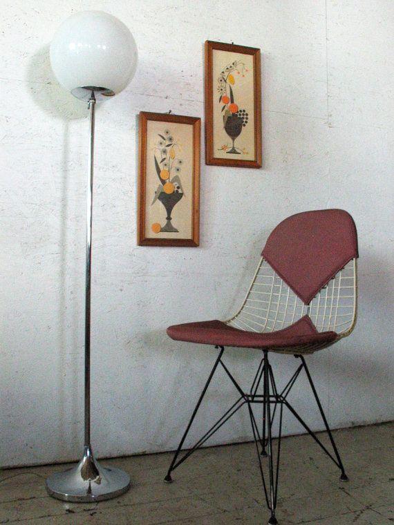 975$ Herman Miller Eames dkr-2 Chair Bikini Chair by groovygirl60