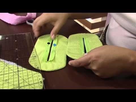 Mulher.com 13/02/2014 - Sapo porta lenço de papel - Renata Herculano