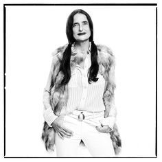 #nomorolemodel Michela Gattermayer (1962-) is an Italian fashion journalist. In Italian 'Vanity Fair' she speaks of her decision not to have children. http://bit.ly/23Qd4sC