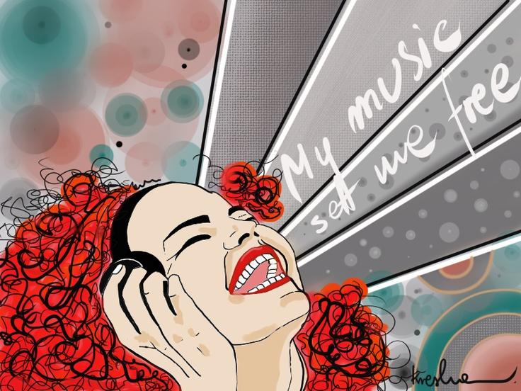 My music set me free