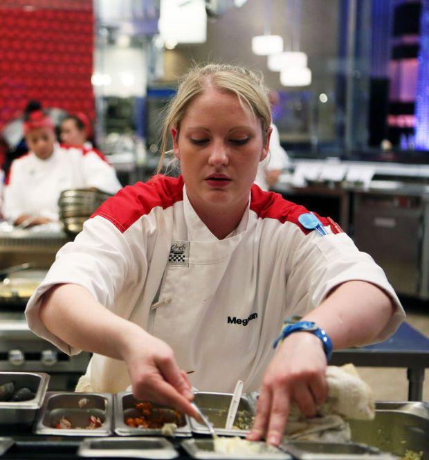 Kesha Hells Kitchen