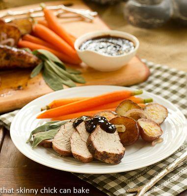 Plum sauce, Pork tenderloins and Pork on Pinterest