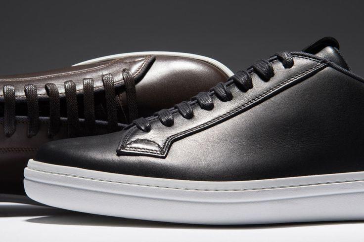 Church's Debuts Minimal Sneakers 2015 • Selectism