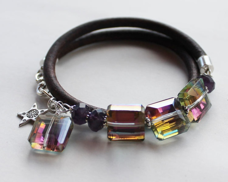 17 best images about leather wrap bracelets on