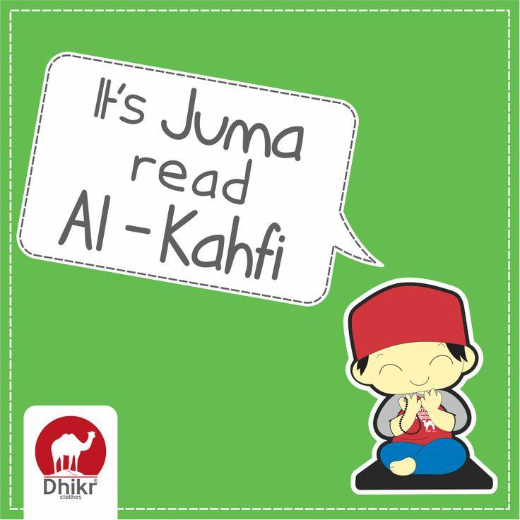 Juma its al kahfi day