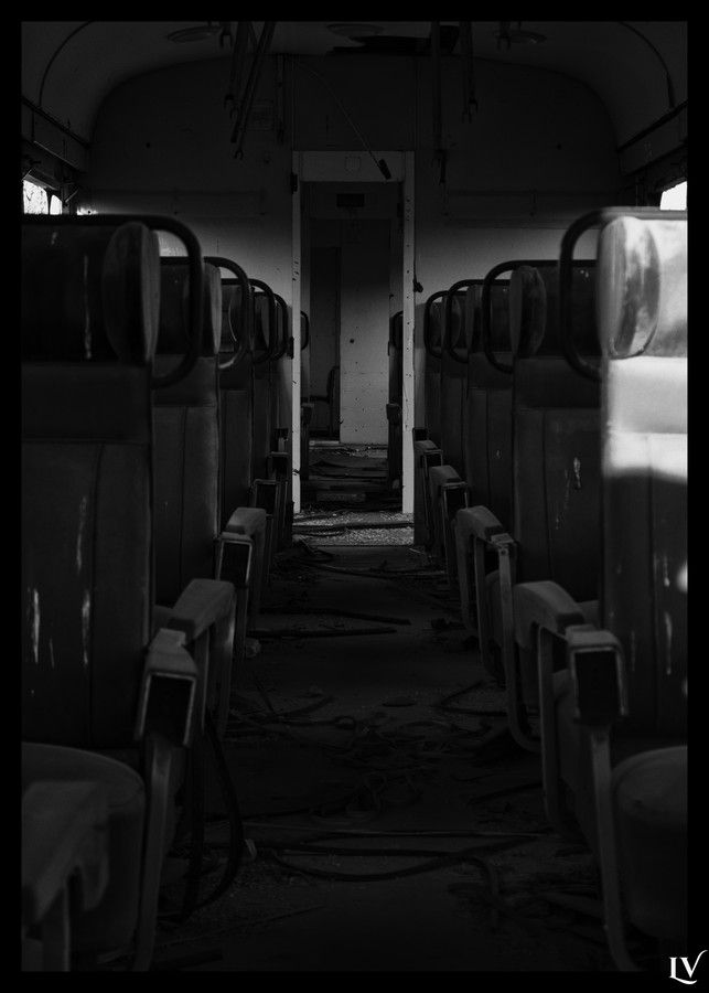 Ghost train by Eleftherios V on 500px