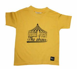 Come Join The circus tee