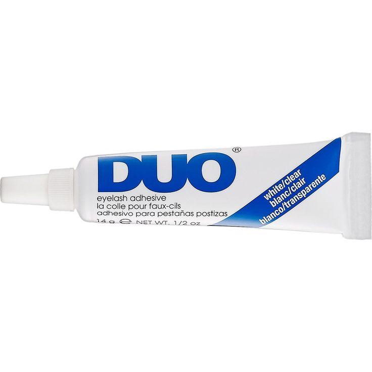 Duo Eyelash Adhesive White/Clear