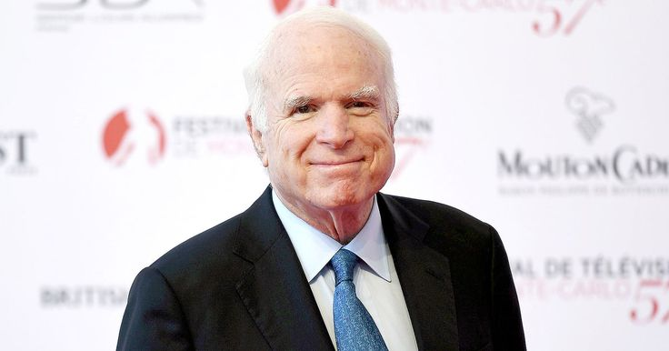 John McCain Breaks Silence After Brain Cancer Diagnosis  - Us Weekly  John McCain took to Twitter to thank people for their support after sharing he's been diagnosed with brain cancer — read his tweet